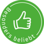 Button besonderBeliebt gruen web 170px